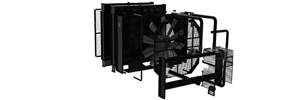 Mechanical Fan Radiator